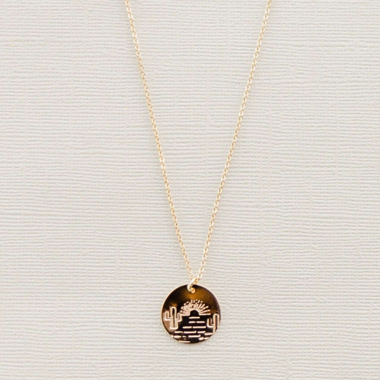 Single Pendant Necklace - Shop Back Home