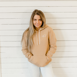 Home Embroidered Hoodie - Shop Back Home