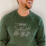 Holiday Limited Edition: North Pole Sweatshirt - Unisex - Shop Back Home
