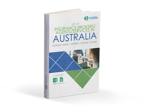 Insurance Brokers/Agents/Services in Australia