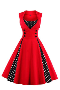 Rockabilly Rebel Dress