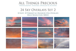24 SKY Digital Overlays Set 2