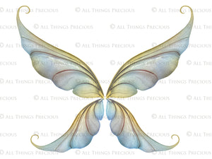 20 Png FAIRY WING Overlays Set 35