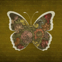 Load image into Gallery viewer, OLD MASTERS BUTTERFLY Set 5 - Digital Papers