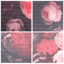 Load image into Gallery viewer, OLD MASTERS FLORAL Set 1 - PASTEL PINK - Digital Papers