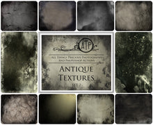 Load image into Gallery viewer, 10 Fine Art TEXTURES - ANTIQUE Set 2