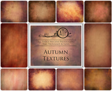 Load image into Gallery viewer, 10 Fine Art TEXTURES - AUTUMN Set 1