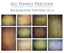 Load image into Gallery viewer, 10 Fine Art TEXTURES - BACKGROUND / DIGITAL BACKDROPS Set 6