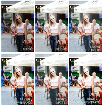 Load image into Gallery viewer, BRIGHT Lightroom Presets - For Mobile and Desktop
