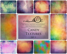 Load image into Gallery viewer, 10 Fine Art TEXTURES - CANDY Set 1