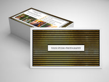 Load image into Gallery viewer, BUSINESS CARD - PSD Template No. 2