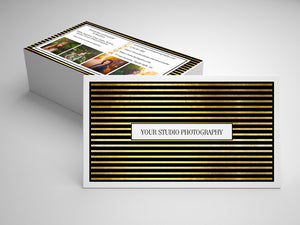 BUSINESS CARD - PSD Template No. 2
