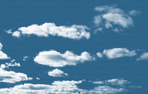 PNG CLOUDS Digital Overlays