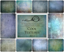 Load image into Gallery viewer, 10 Fine Art TEXTURES - COOL Set 3