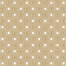 Load image into Gallery viewer, CHINESE PATTERN - GOLD & WHITE Digital Papers Set 3