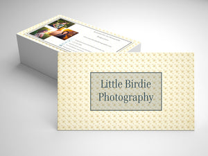 BUSINESS CARD - PSD Template No. 4