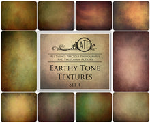 Load image into Gallery viewer, 10 Fine Art TEXTURES - EARTHY Set 4