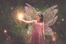 Load image into Gallery viewer, 20 Png TRANSPARENT FAIRY WING Overlays Set 11