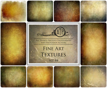 Load image into Gallery viewer, 10 Fine Art TEXTURES - Set 44