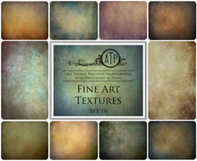 Load image into Gallery viewer, 10 FINE ART TEXTURES - Set 10