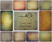 Load image into Gallery viewer, 10 FINE ART TEXTURES - Set 17