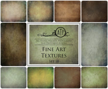 Load image into Gallery viewer, 10 FINE ART High Resolution TEXTURES Set 18