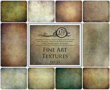 Load image into Gallery viewer, 10 FINE ART TEXTURES - Set 22