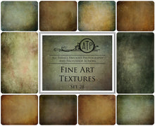 Load image into Gallery viewer, 10 FINE ART TEXTURES - Set 28