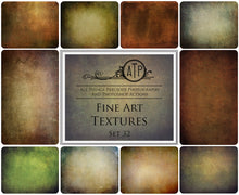 Load image into Gallery viewer, 10 FINE ART TEXTURES - Set 32