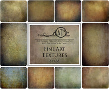 Load image into Gallery viewer, 10 FINE ART TEXTURES - Set 38