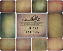 Load image into Gallery viewer, 10 FINE ART TEXTURES - Set 12