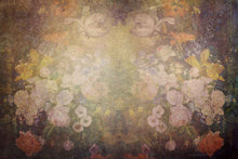 Load image into Gallery viewer, 10 OLD MASTERS Floral Background TEXTURES / DIGITAL BACKDROPS  - Set 10
