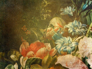 10 OLD MASTERS Floral Background TEXTURES / DIGITAL BACKDROPS - Set 13