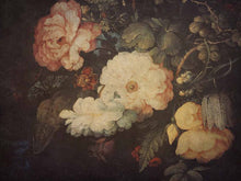 Load image into Gallery viewer, 10 OLD MASTERS Floral Background TEXTURES / DIGITAL BACKDROPS - Set 9