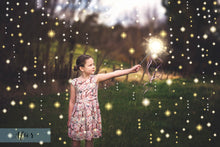 Load image into Gallery viewer, FAIRY WAND AND SPARKLES Digital Overlays