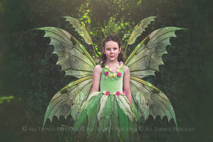 PRINTABLE FAIRY WINGS for Art Dolls - Set 18
