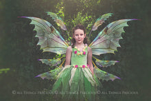 Load image into Gallery viewer, 20 Png TRANSPARENT FAIRY WING Overlays Set 25