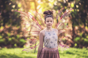 PRINTABLE FAIRY WINGS for Art Dolls - Set 16