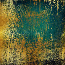 Load image into Gallery viewer, GRUNGE GOLD - OCEAN Digital Papers