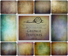 Load image into Gallery viewer, 10 Fine Art TEXTURES - GRUNGE Set 8