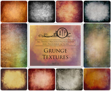 Load image into Gallery viewer, 10 Fine Art TEXTURES - GRUNGE Set 1