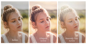 HEAVENLY Mini Set Photoshop Actions
