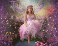 Load image into Gallery viewer, PRINTABLE FAIRY WINGS for Art Dolls - Set 32