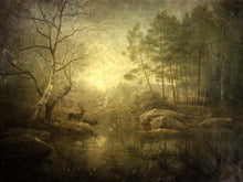 Load image into Gallery viewer, 10 OLD MASTERS Landscape Background TEXTURES / DIGITAL BACKDROPS  - Set 1