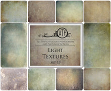 Load image into Gallery viewer, 10 Fine Art TEXTURES - LIGHT Set 13