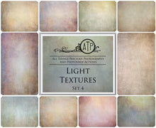 Load image into Gallery viewer, 10 Fine Art TEXTURES - LIGHT Set 4