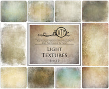 Load image into Gallery viewer, 10 Fine Art TEXTURES - LIGHT Set 12