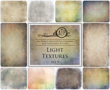 Load image into Gallery viewer, 10 Fine Art TEXTURES - LIGHT Set 9