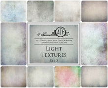 Load image into Gallery viewer, 10 Fine Art TEXTURES - LIGHT Set 3