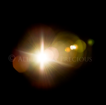 Load image into Gallery viewer, LENS FLARE Overlays Set 4